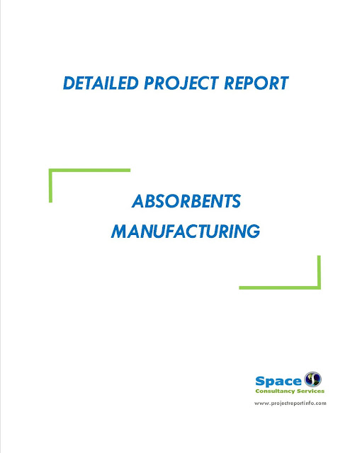Project Report on Absorbents Manufacturing