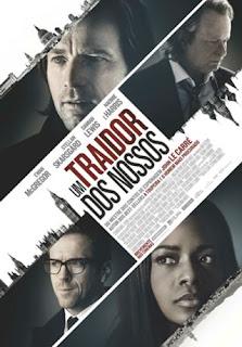 Our Kind of Traitor - Poster Nacional & Segundo Trailer