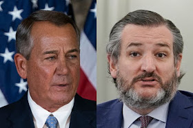 Sen. Ted Cruz doubles down after John Boehner told him to 'go f--- yourself'