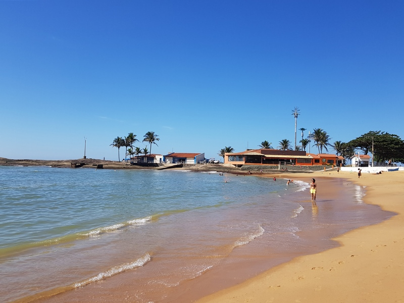 Praia do Meio, centro Guarapari