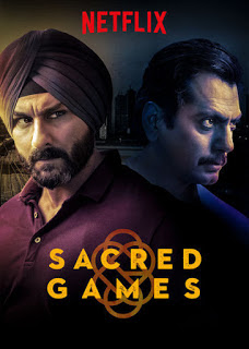 Sacred Games (2018) Season 1 Hindi Web Series Complete   480p   720p