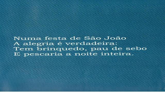 MÊS DE JUNHO TEM SÃO JOÃO