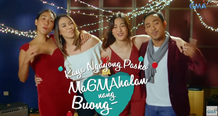 GMA MagMahalan ng Buong Puso Ngayong Pasko