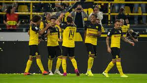 مشاهدة مباراة بوروسيا دورتموند وأوغسبورج بث مباشر اليوم 17-8-2019 في الدوري الالماني