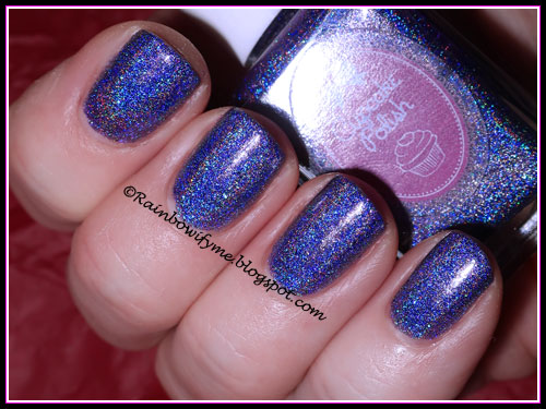 Cupcake Polish ~ Supersonique