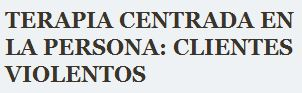 TERAPIA EN PDF CENTRADA EL CLIENTE