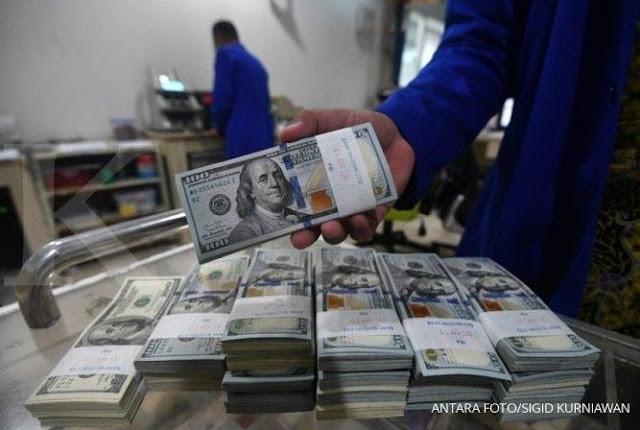 Makin Meroket, utang luar negeri Indonesia capai US$ 417,5 miliar