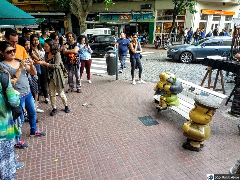 Mafalda em Buenos Aires