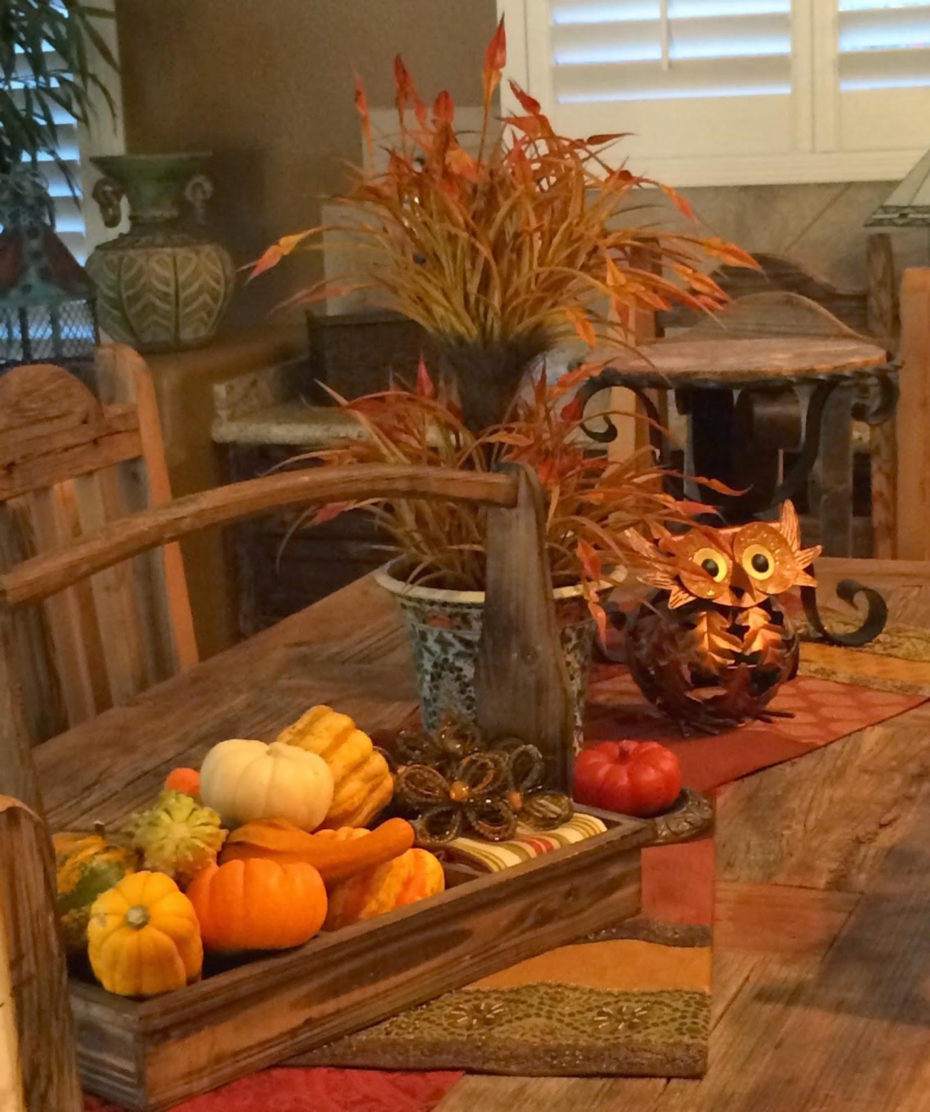fabulous fall  decorations