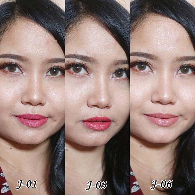 Lip Cream Sariayu Look