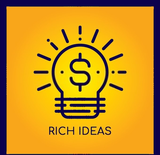 How To Turn Your Ideas Into Riches