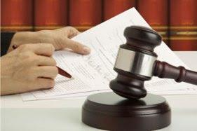 قضايا التحفيظ – تبليغ الأحكام في الموطن المختار – لا – الموطن الحقيقي – نعم