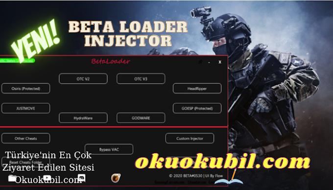 BetaLoader: Yeni Injector CS:GO  En İyi Yükleyici Bypass VAC and Trusted Mode  İndir 2021