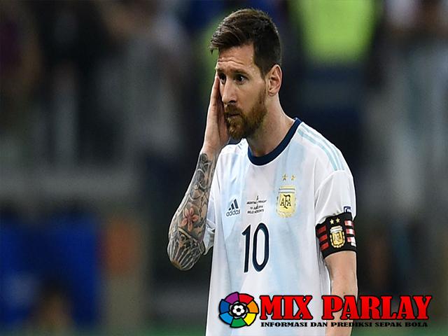Tite: Messi tidak bisa dihentikan, tetapi Brasil bisa memperlambatnya