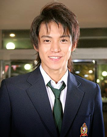 Shun Oguri photo