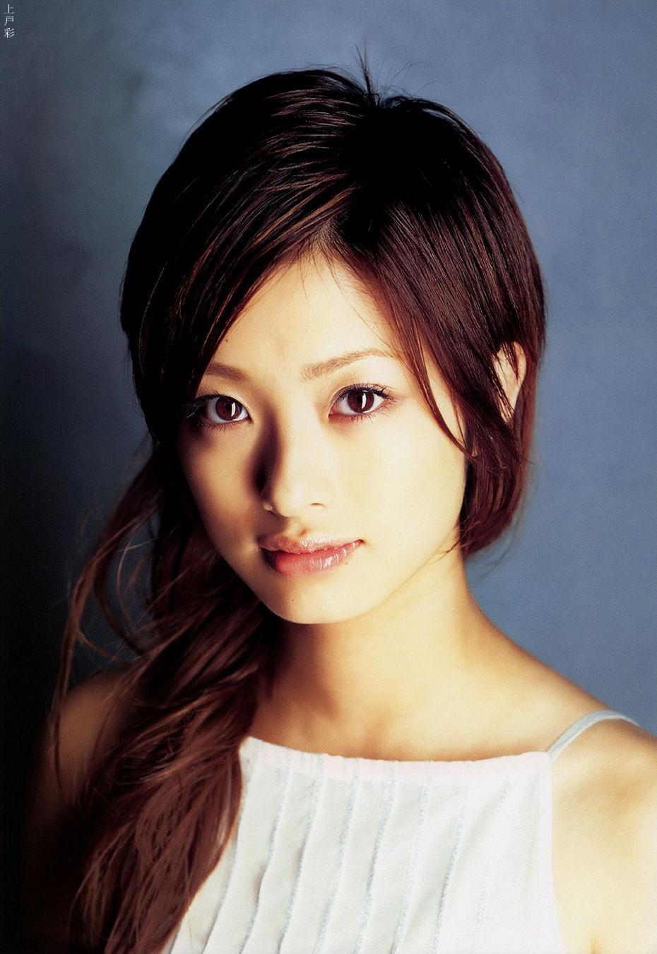 Aya Ueto / 上戸彩 - Aktris Jepang