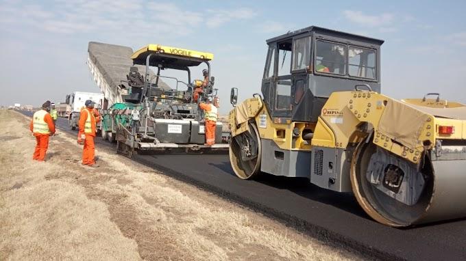 La provincia encara tareas viales por 2.500 millones en rutas del centro-norte