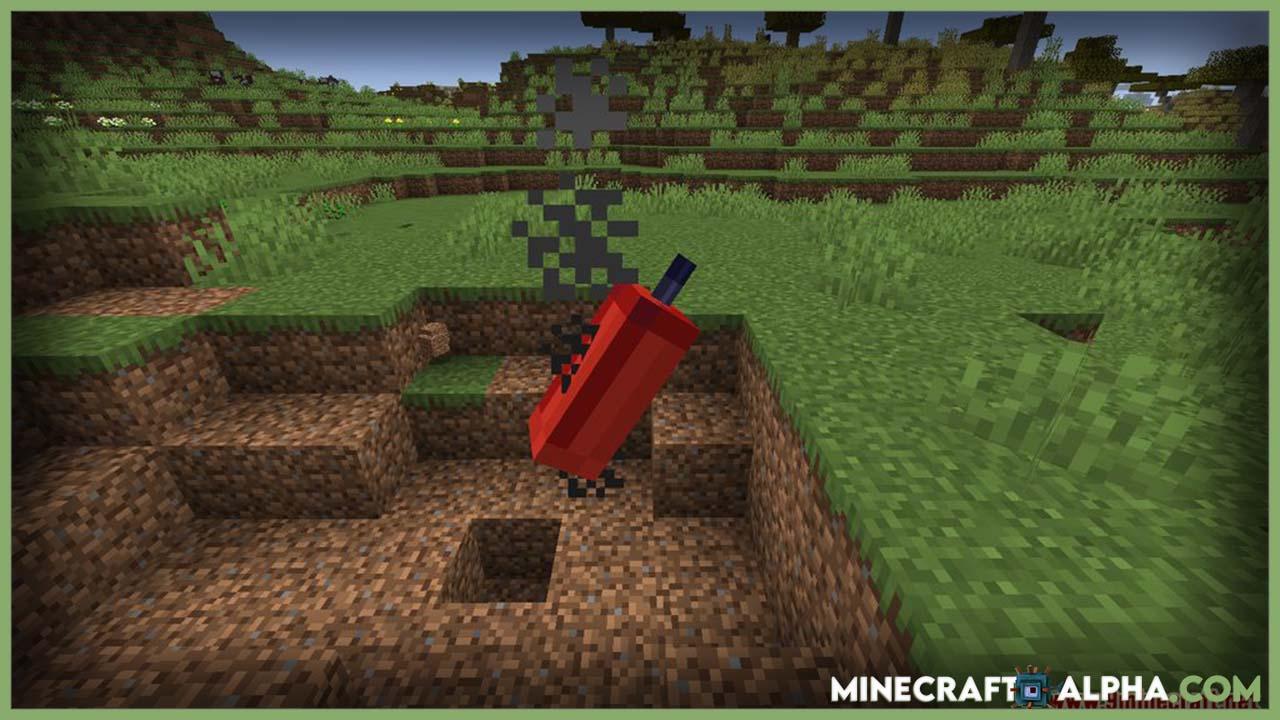 Minecraft Detonation Mod Images