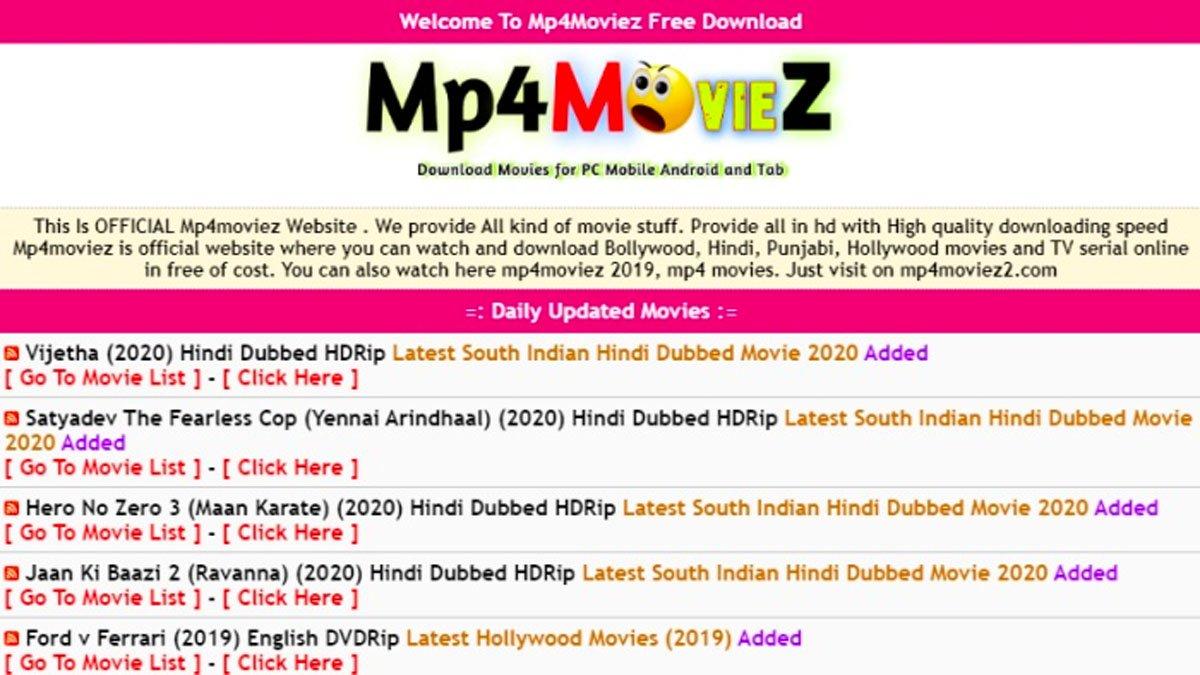 Mp4Moviez2 2020 - Download Mp4Moviez2 HD Hindi Movies, Latest Mp4Moviez2 Movies News at Mp4Moviez2 in