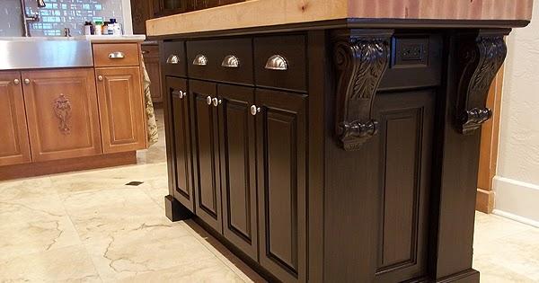 Paint Kitchen Cabinets Espresso Brown