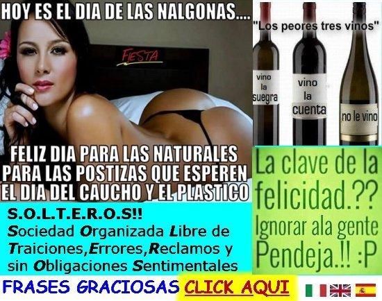 http://frasidivertenti7.blogspot.it/2014/11/frases-simpaticas-jajaja.html