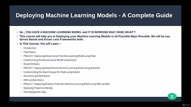 [2020] Deploying Machine Learning Models - A Complete Guide