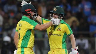 David Warner 128* - Aaron Finch 110* - India vs Australia 1st ODI - 14th January 2020 Highlights