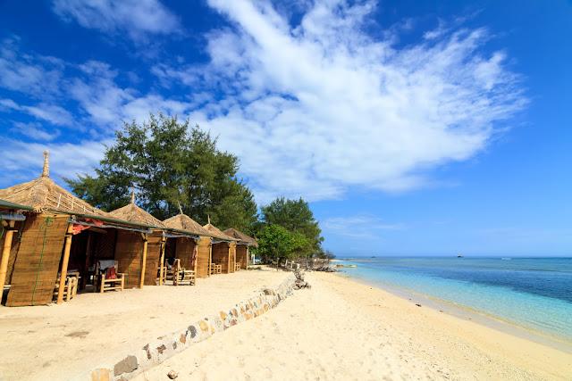 مراكز اليوغا في جزر جيلي
