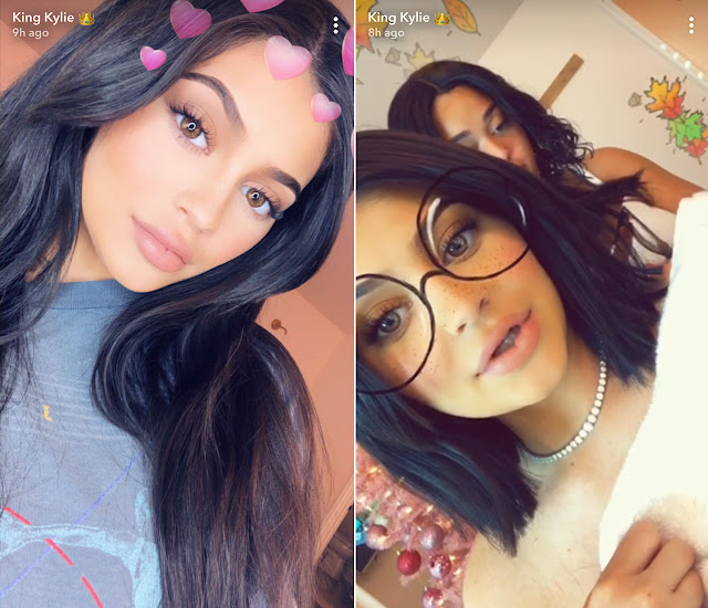Kylie Jenner gets a haircut from best friend with kitchen scissors: See the new bob!