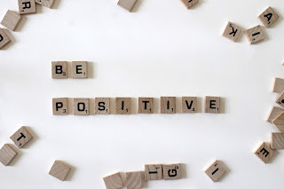 Positivity helps fighting anxiety