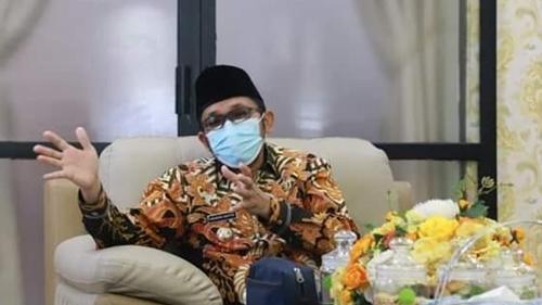 Senter Isu Amasrul Bakal Pindah ke Pemprov Sumbar, Wako Hendri Septa: Kita Masih Butuh di Padang