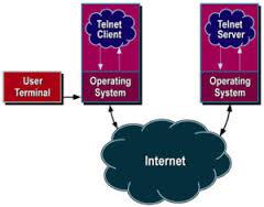 Pengertian dan fungsi Telnet (Telecommunication Network