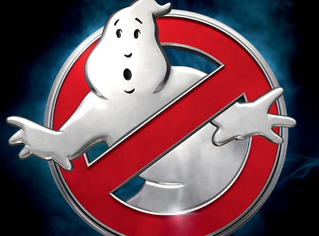 Ghostbusters Logo, No Ghosts Allowed, Who You Gonna Call?