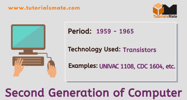 Second Generation of Computer