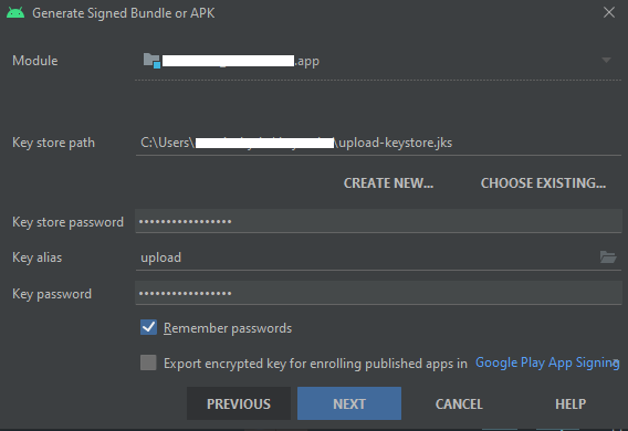 how to upload android APK on google play console