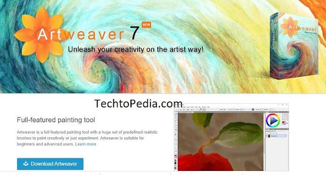 Painting Software - Artweaver 7 Free Download, Artweaver Review, Artweaver for Mac