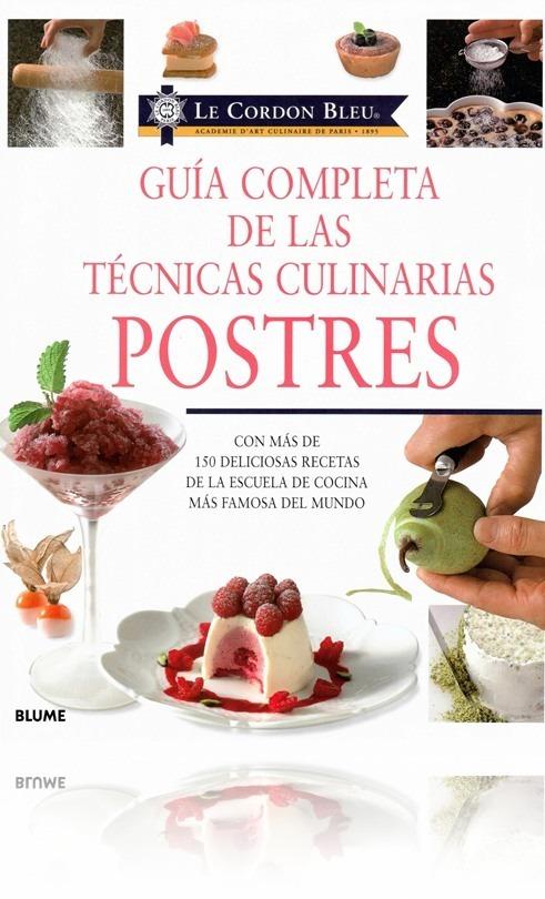Comunidad de software guia completa de las tecnicas for Tecnicas culinarias pdf