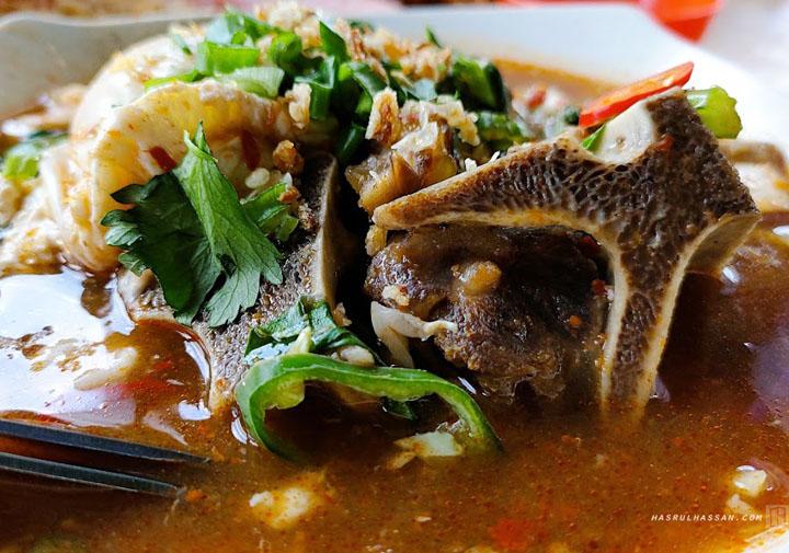 Mee Bandung Tulang Sedap di Taiping