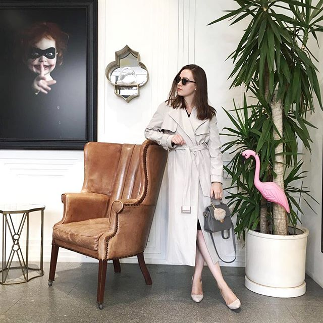 Alina Ermilova | Fashion Blogger | Instagram