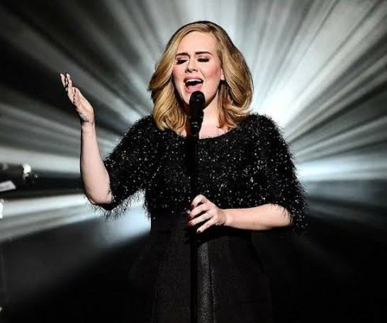 Kisah inspiratif Adele
