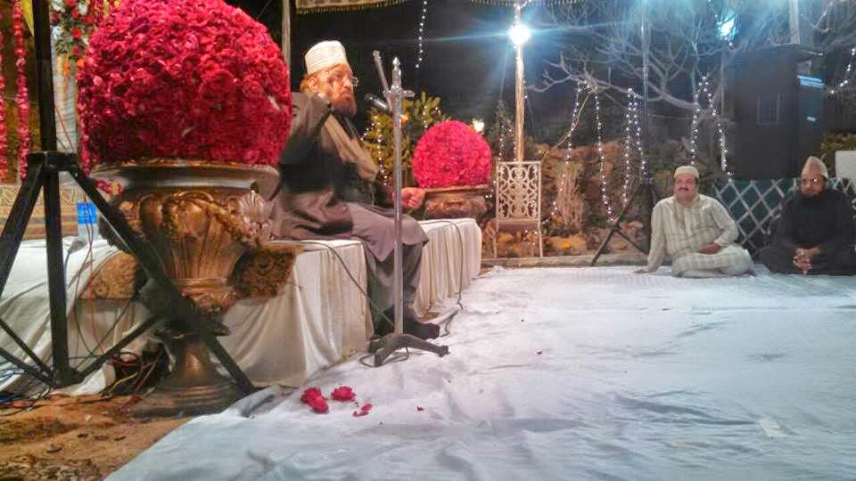 eid meelaad un nabee program karachi allama kokab noorani okarvi