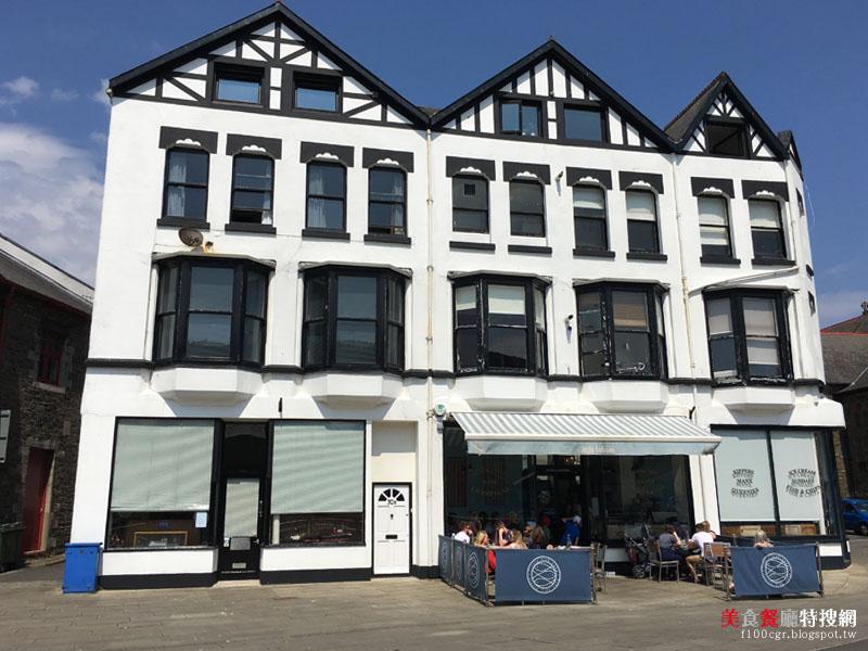 [英國] 曼島/道格拉斯【Little Fish Cafe】海灣旁的人氣早午餐咖啡廳 品嚐超美味龍蝦潛艇堡
