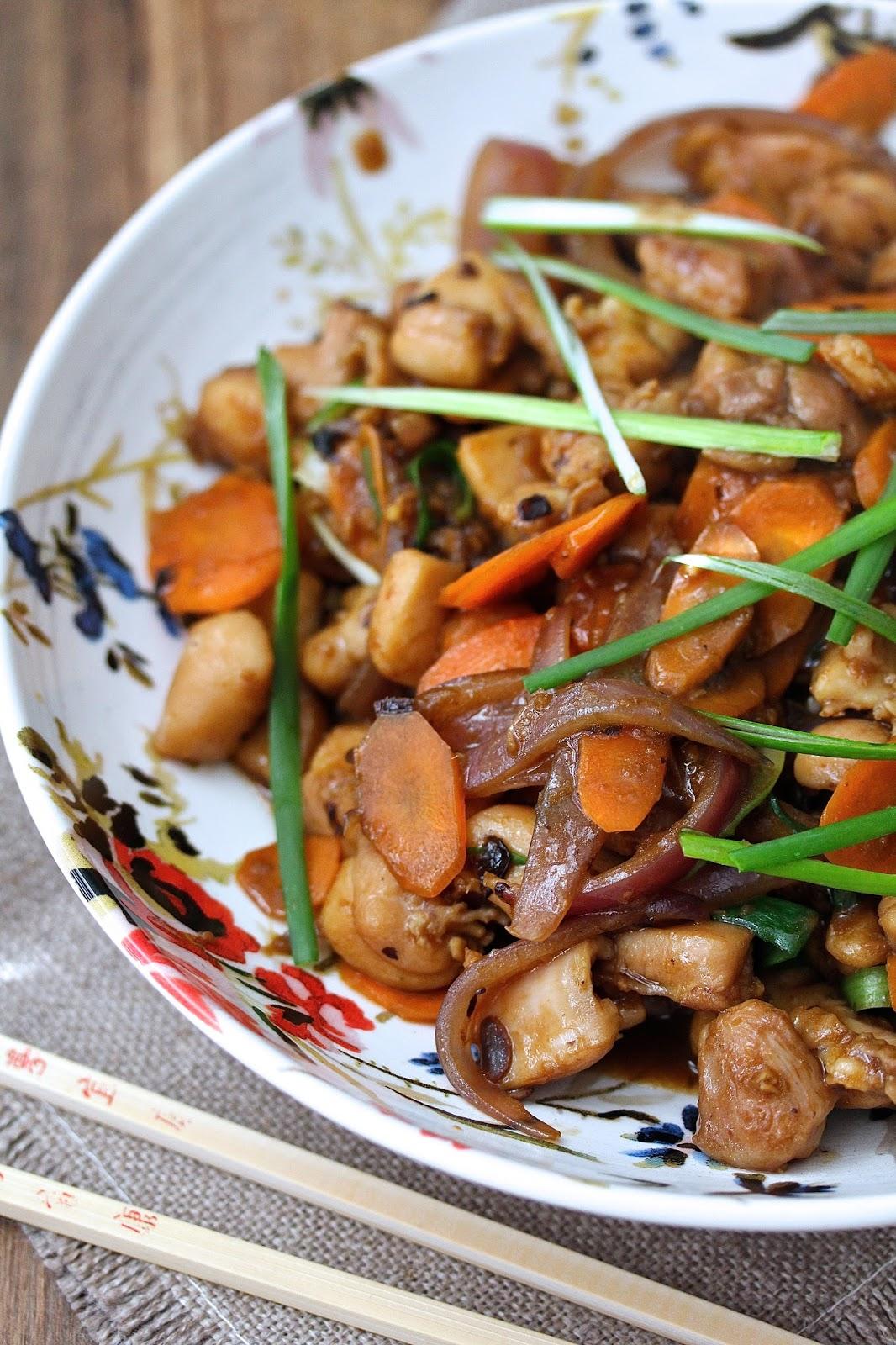how to prepare my wok