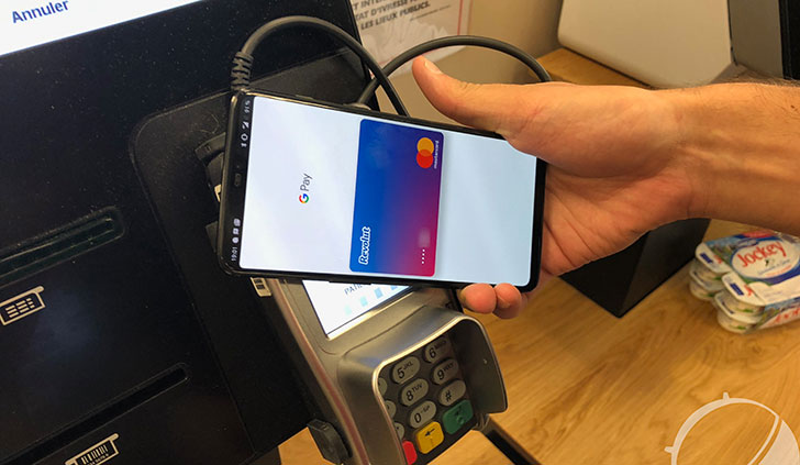 Google Pay With NFC
