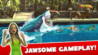 Hungry Shark World Mod Apk v1.8.2 Unlimited Money Terbaru