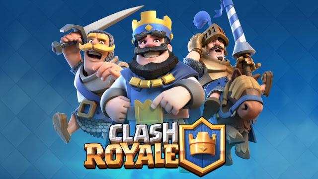 تحميل لعبة كلاش رويال Clash Royale مهكرة كاملة (الذهب والجواهر) ||