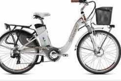 noleggio bici a batteria