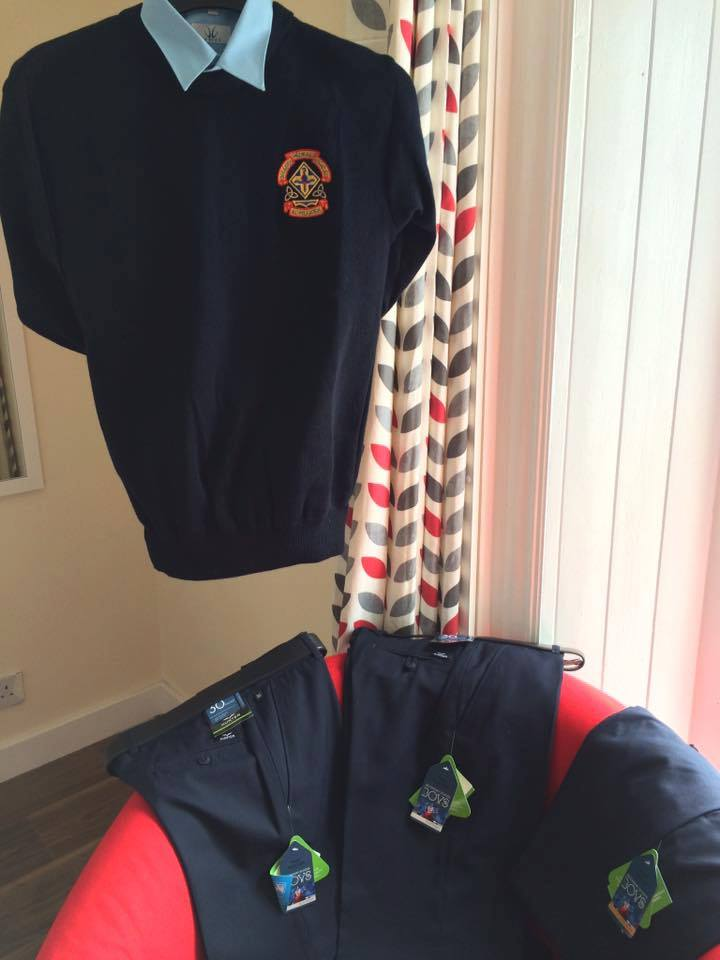 St Pats College Cavan Uniform