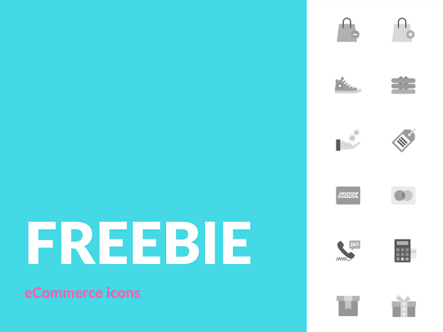 High Quality Premium eCommerce Domain Icons for Web & Mobile For Free Download: Freebies