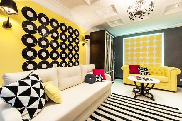 Decoração com disco de vinil, decoração com LP, disco de vinil, reciclagem com disco de vinil, disco de vinil na decoração, como decorar com disco de vinil, ideias com disco de vinil, como usar disco de vinil na decoração, Inspirações de decoração com disco de vinil, decoração de paredes com vinil, decoração retro, como fazer decoração retro, objetos retro, móveis retro, decoração retro quarto, decoração retro sala, decoração vintage, decoração vintage faça você mesmo, decoração retro moderno, decoração vintage quarto, objetos de decoração retrô, Vinyl record decor